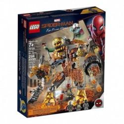 Lego Súper Héroes Súper Héroes Molten Man (Entrega Inmediata)