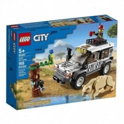 Lego City Auto Todoterreno De Safari (Entrega Inmediata)