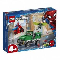 Lego Súper Héroes-truck 4+ (Entrega Inmediata)