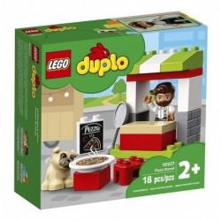 Lego Duplo Puesto De Pizza (Entrega Inmediata)