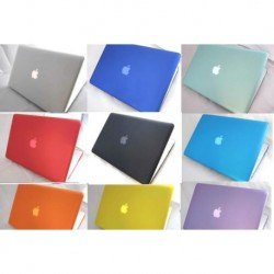 Carcasas Macbook Air 13.3 2018 A1932 +teclado+tapones Polvo (Entrega Inmediata)