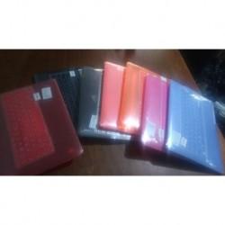 Carcasa Rosada Macbook Air 13.3 +teclado+tapones De Polvo (Entrega Inmediata)
