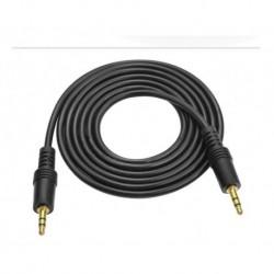 Cable De 3.5 Mm Stereo Macho A Macho De 15 Metros (Entrega Inmediata)