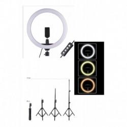 Aro De Luz 26 Cm Profesional Tripode Luz Graduable Control (Entrega Inmediata)