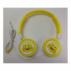 Auricular Diadema Niños Emoji Led Diseños Clases Virtuales (Entrega Inmediata)