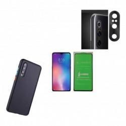 Kit Protector Mate + Irrompible Visor Xiaomi Mi 9 + P Lente (Entrega Inmediata)