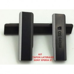 Tapa Repuesto Lateral Sony Xperia Z1 (l39h) Original (Entrega Inmediata)