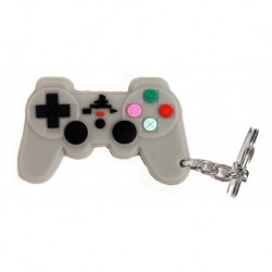 Llavero Goma Playstation - Game Boy - Controles (Entrega Inmediata)