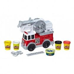 Play Doh E6103 Play Doh Wheels Camión De Bomberos (Entrega Inmediata)