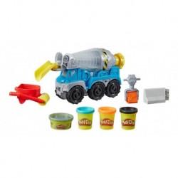 Play Doh Wheels Camion De Cemento (Entrega Inmediata)