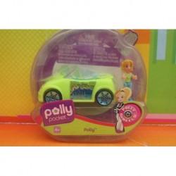 Polly Pocket Tamaño Pequeño 2007 Empaque Dañado (Entrega Inmediata)