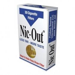 30 Filtros Nic Out Cigarrillo Nicotina Nofumar Envio Ya (Entrega Inmediata)