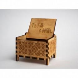 El Viaje De Chihiro Caja Musical Cuerda Spirited Away (Entrega Inmediata)
