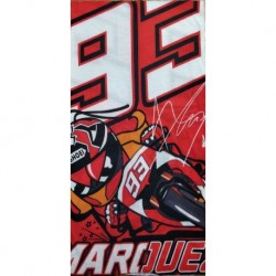 Pezcueso Cuello Moto Balaclava Marc Márquez 93 Motogp (Entrega Inmediata)