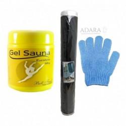 Kit Gel Reductor Caliente Sauna 500g+ Pl? (Entrega Inmediata)