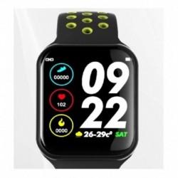 Smartwatch Serief8, Monitor De Ritmo Cardiaco Con Bluetooth (Entrega Inmediata)
