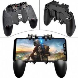 Control Gamepad Joystick 4 Gatillos Gamer Free Fire Pubg (Entrega Inmediata)