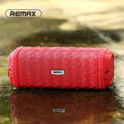 Parlante Remax Bluetooth Waterprooof Portable Rb-m12 Rojo (Entrega Inmediata)