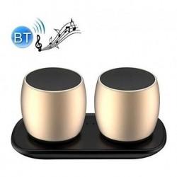 Parlantes Bluetooth Sardine F1 Sonido Estéreo (Entrega Inmediata)