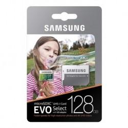 Micro Sd Samsung 128 Gb 4k 100mb/s 100% Original (Entrega Inmediata)