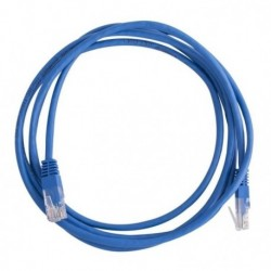 Cable De Red Cat 6e 3m Patch Cord Estándar Gigabit Ethernet (Entrega Inmediata)