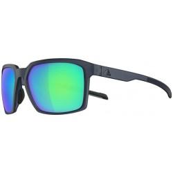 Gafas adidas Evolver ad44/75 6600 Raw Steel/Blue Lens 60-17-135