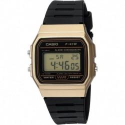 Reloj Hombre Casio F91WM-9A Original (Importación USA)