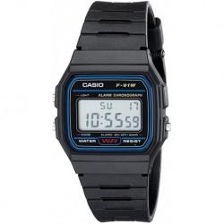 Reloj CASIO F91W-1 Casual Sport  (Importación USA)