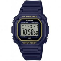 Reloj Casio F-108WH-2A2CF Nuevo Original (Importación USA)