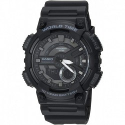 Reloj Hombre Casio AEQ110W-1BV Original (Importación USA)