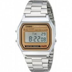 Reloj Hombre Casio A158WEA-9CF Original (Importación USA)