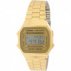 Reloj Hombre Casio Casio-A168WG-9WDF Original (Importación USA)