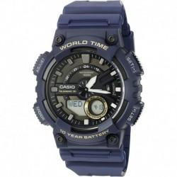 Reloj Hombre Casio AEQ110W-2AV Original (Importación USA)