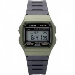 Reloj Hombre Casio F-91WM-3ACF Original (Importación USA)