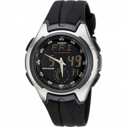 Reloj Hombre Casio EAW-AQ-160W-1BV Original (Importación USA)