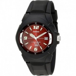Reloj Hombre CASIO MW600F-4AV Black Sport (Importación USA)