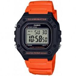 Reloj Hombre Casio W-218H-4B2VCF Original (Importación USA)