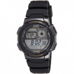 Reloj Hombre Casio AE-1000W-1AVCF Original (Importación USA)