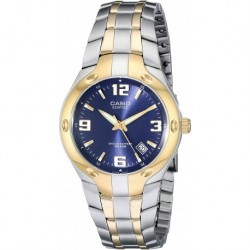 Reloj Casio EF106SG-2AV Edifice Two-Tone Stainless Steel (Importación USA)