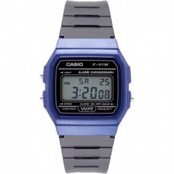 Reloj Hombre Casio F-91WM-2ACF Original (Importación USA)