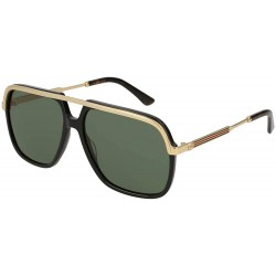 Gafas GG0200S Caravan For Hombre Mujer FREE Complimentary Eyewear Care Kit