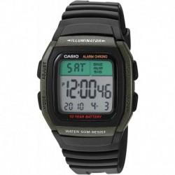 Reloj Hombre Casio W-96H-3AVCF Original (Importación USA)