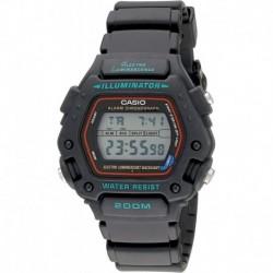 "Reloj Hombre Casio DW290-1V ""Classic"" Sport (Importación USA)"