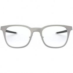 Gafas Oakley Hombre Ox3241 Base Plane R Metal Round Prescription Eyeglass Frames