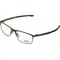 Gafas Oakley Hombre Ox5137 Cartridge Titanium Rectangular Prescription Eyeglass Frames