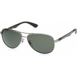 Gafas Ray-Ban Hombre Carbon Fibre RB8313 58 Metal,Steel