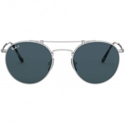 Gafas Ray-Ban Rb8147m Titanium Round