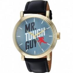 Reloj Disney WDS000581 Hombre The Incredibles 2 Analog Display Quartz Black