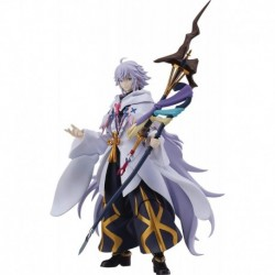 Figura Figma Max Factory Fate/Grand Order Absolute Demonic Front Babylonia Merlin Multicolor