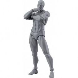 Figura Figma Max Factory Archetype Next Male Gray Colored Version